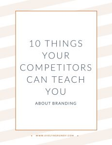 Your Competition Can Teach You Business Branding